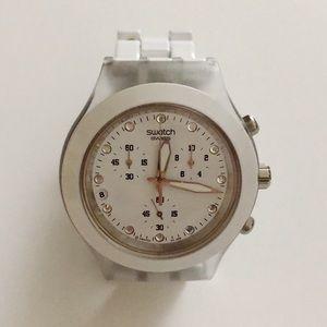 Swatch Chrono Watch